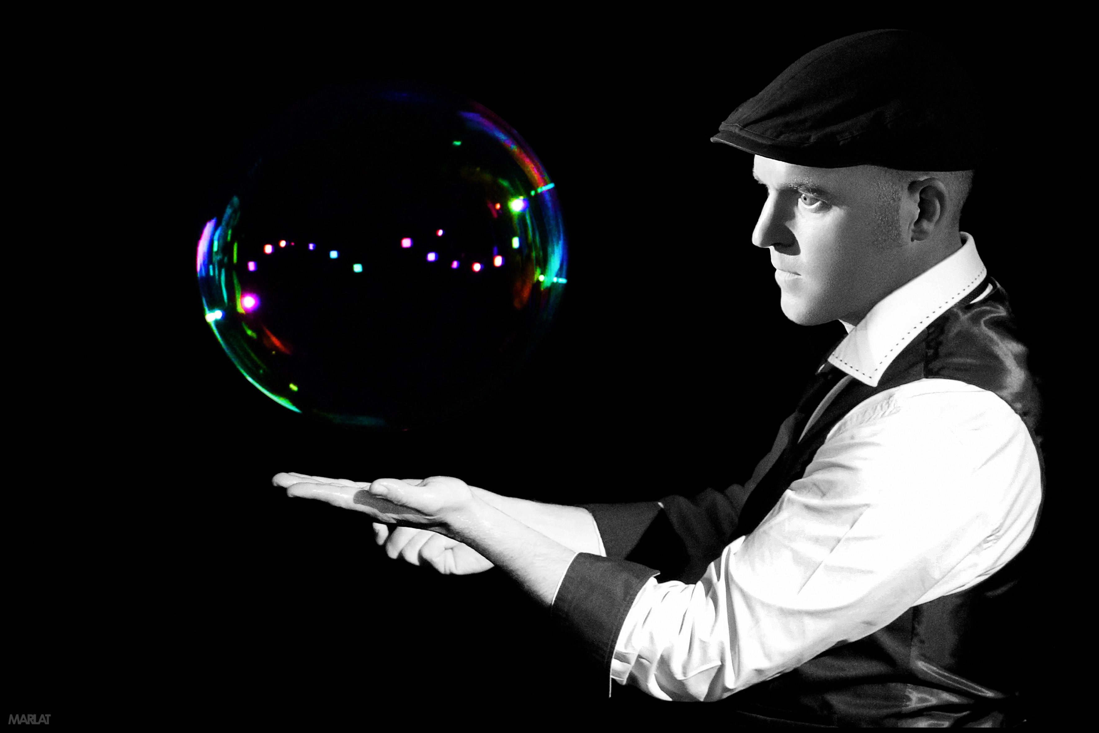 Faiseur de bulles, Thibault Marlat