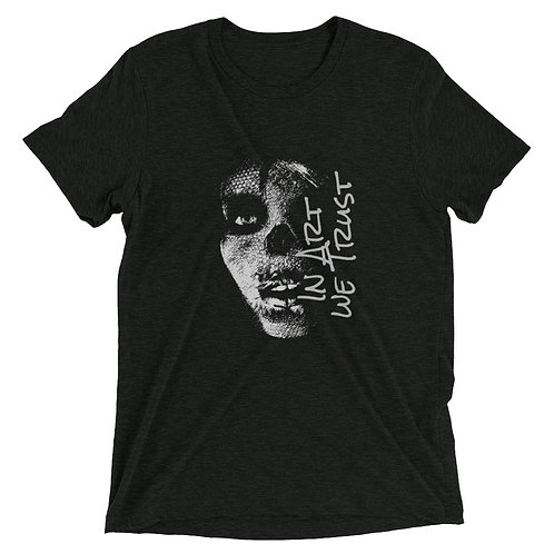 In Art We Trust Ver 3 Short sleeve t-shirt