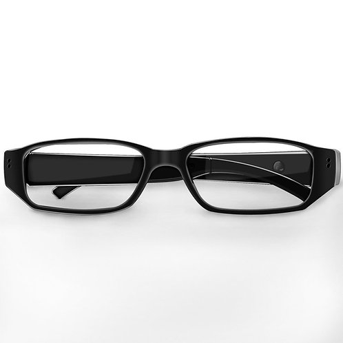 1080p High Definition Eyeglass-Hidden Camera