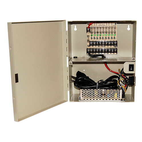 9 Channel power Distribution Box