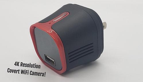 Wifi USB Phone Charger-Hidden Camera