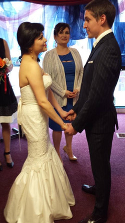 raquel wedding