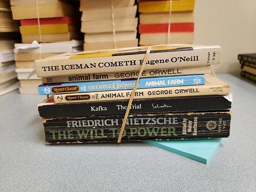Classics - O'Neill, Orwell, Kafka