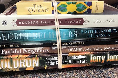 Nafisi , James,Janssen , Middle East, Quran