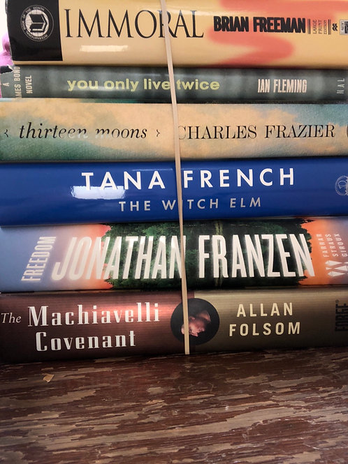 Freeman, Fleming, Frazier, French