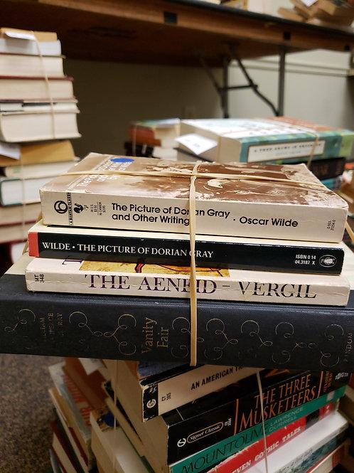 Classics - Wilde, Vergil, Thackeray