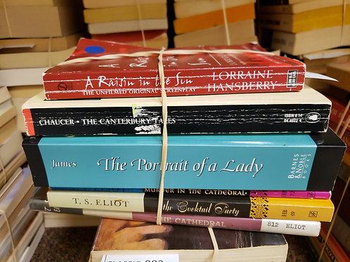 Classics - Hansberry, James, Eliot