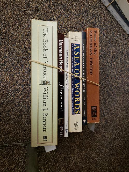 Classics - Welty, Wharton, Hesse