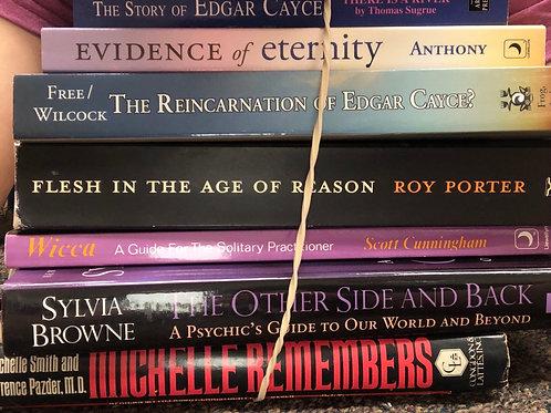 Edgar Cayce, Reason, Eternity: Jampolsky, Porter, Browne, Free, Willcock