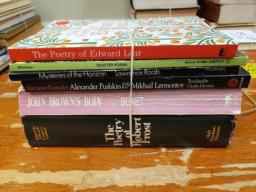 Classics - Raab, Whitman, Frost, Pushkin