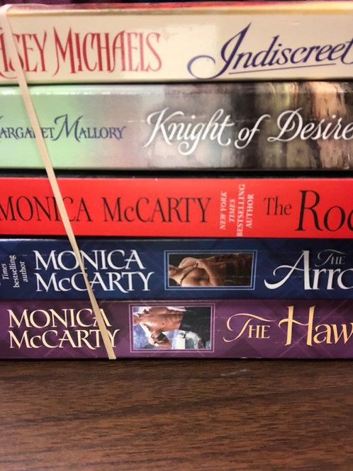 McCarty, Michaels, Mallory