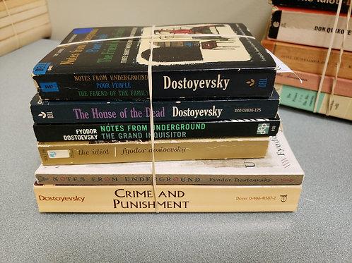 Classics - Dostoyevsky