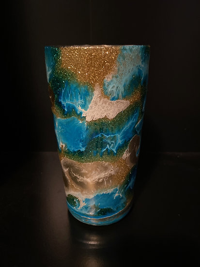 Beach Vibes 20 oz Tumbler