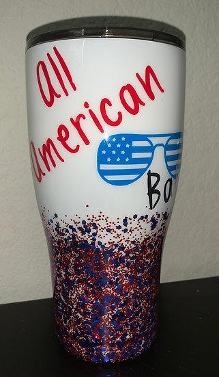 All American Babe Tumbler