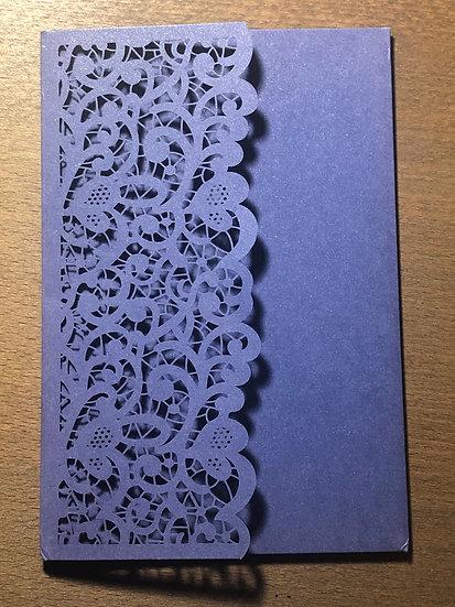 Lace Elegant Folder