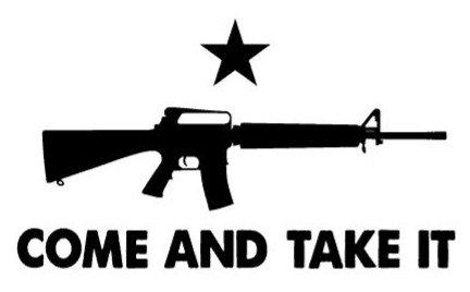 Come and Take it Gun