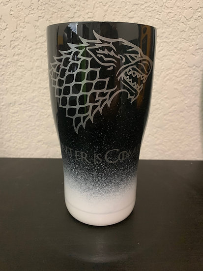 GoT: Winter is Coming 20 oz Tumbler