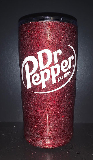 Dr. Pepper Tumbler