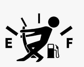 Fuel Gage Decal