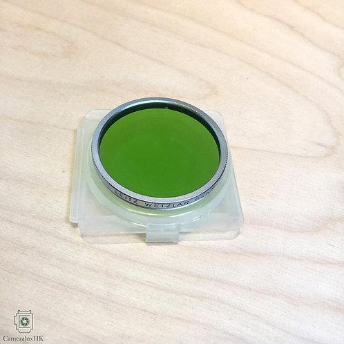 Leica 43mm / E43 Green GGR Filter Silver 13171