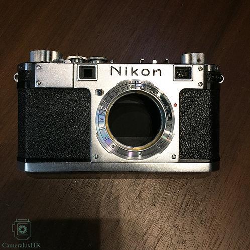 Nippon Kogaku Tokyo Nikon S Rangefinder Film Camera
