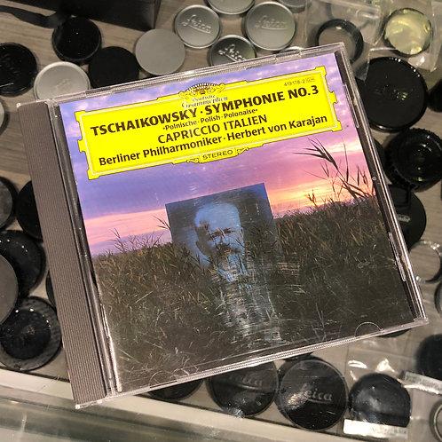 Tchaikovsky: Symphony No.3 Capriccio italien by Deutsche Grammophon