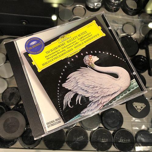 Tchaikovsky: Ballet Suite Sleep Beauty Swan Lake Nutcracker Deutsche Grammophon
