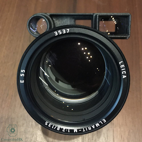 Leica Elmarit-M 135mm f2.8 Second Series with Goggle 11829