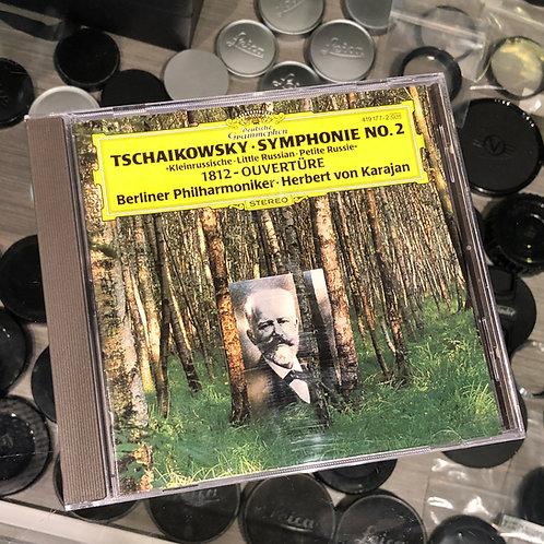 Tchaikovsky: Symphony No.2 1812 Overture by Deutsche Grammophon
