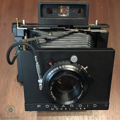 Polaroid Rangefinder folding Camera Model 185 Limited Edition(Rare)