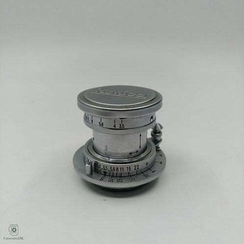 Konishiroku Hexar 50mm f3.5 Collapsible M39(SOLD)