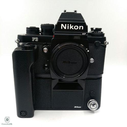 Nikon F3P SLR Film Camera /w MD-4 Motor Drive