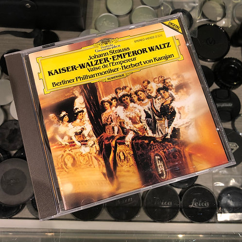 Johann Strauss: Emperor Waltz by Deutsche Grammophon