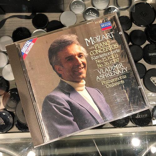 Mozart : Piano Concertos Klavierkonzerte N0. 25, K503 No. 26, K537 by Decca
