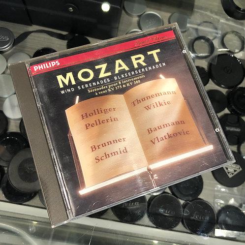 Mozart : Wind Serenades Serenades Pour 8 Instruments KV375 & KV388 by Philips