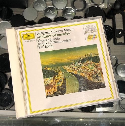 Mozart: Haffner Serenade by Deutsche Grammophon