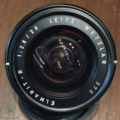 Leica Elmarit-R 28mm f2.8 V.1 Yr1974 11204 Modified to Nikon F Mount