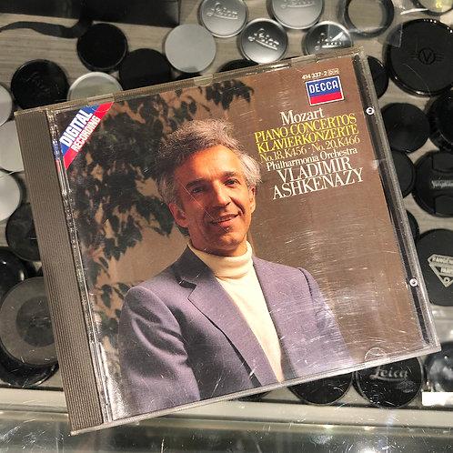 Mozart : Piano Concertos Klavierkonzerte N0. 18, K456 No. 20, K466 by Decca