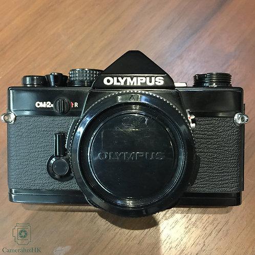Olympus OM-2N SLR Film Camera Black Body