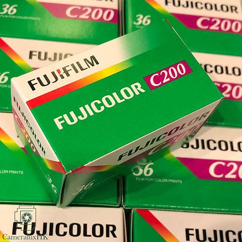 Fujifilm C200 135/36 Film
