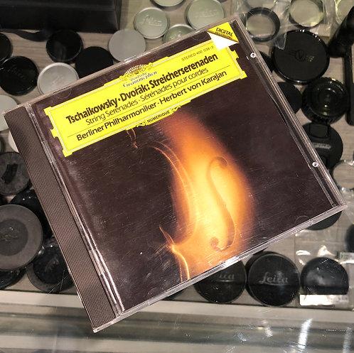 Tchaikovsky and Dvořák: String Serenades by Deutsche Grammophon CD