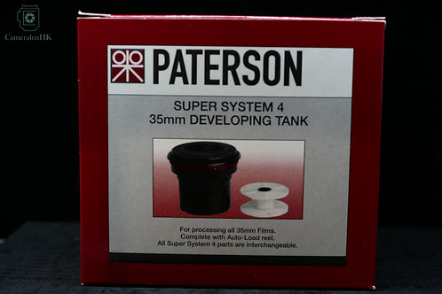 Paterson Super System 4 35mm Developing Tank