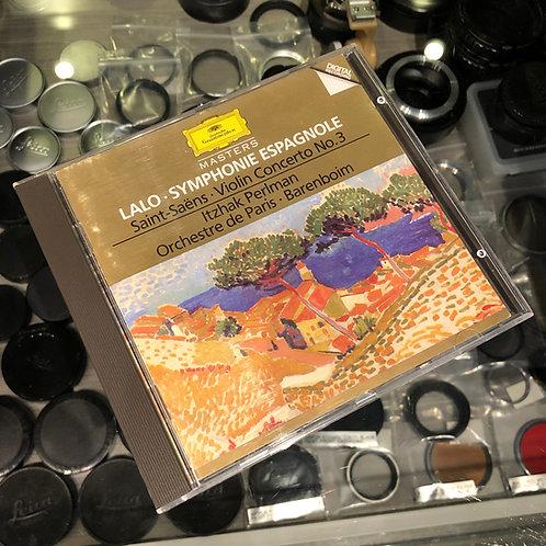 Lalo: Symphonie Espagnole Saint-Saëns: Violin Concerto No 3 Deutsche Grammophon