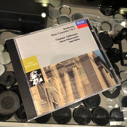 Beethoven: Piano Concertos Nos 1 & 2 by Decca