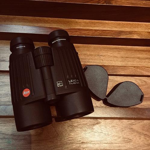 Leica Trinovid 7X42 Binocular Black