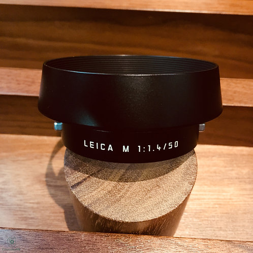 Leica Lens Hood for 50mm f1.4 12586(Sold)