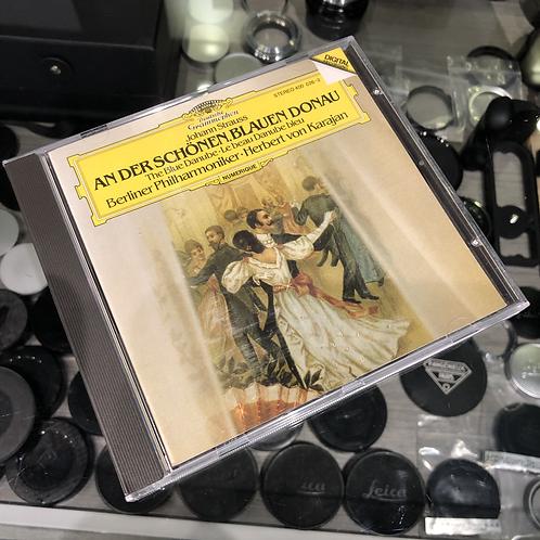 Johann Strauss: The Blue Danube by Deutsche Grammophon CD