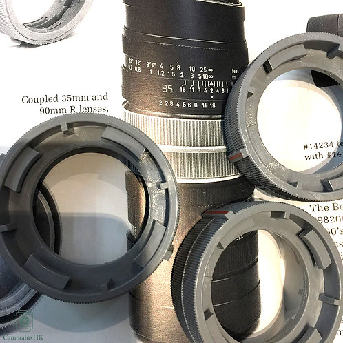 Leica Lens Couplers M Grey