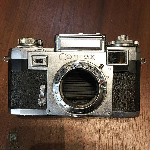 Zeiss Ikon Contax IIIA Rangefinder Film Camera Body