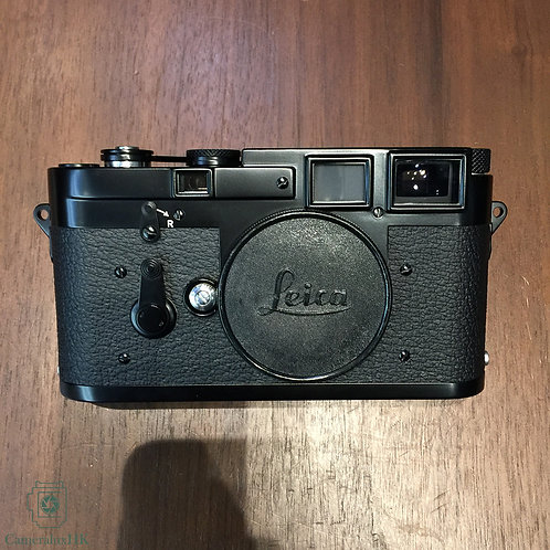 Leica M3 DS assembled M6 0.85 view eyepiece Blk Paint, Repainted by Kanto(Sold)